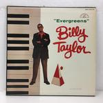 EVERGREENS/BILLY TAYLOR
