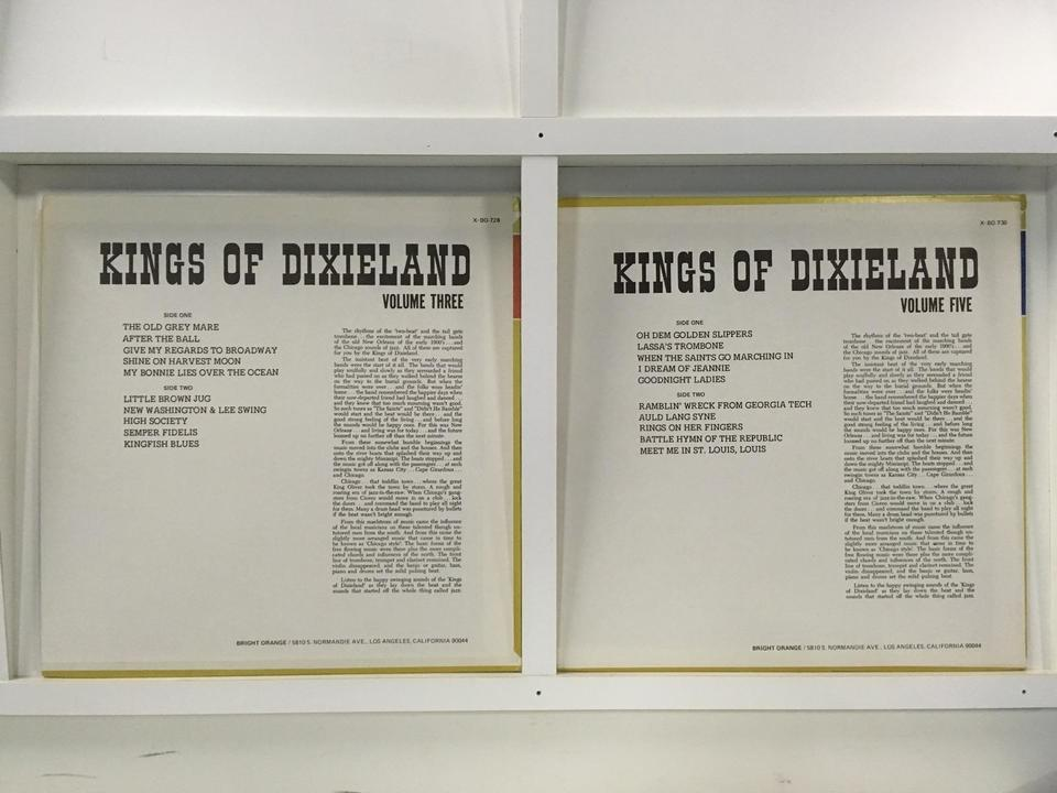 King Of Dixieland 2枚セット  画像