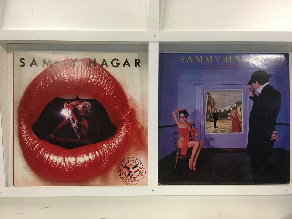 サミー・ヘイガー 2枚セット  画像