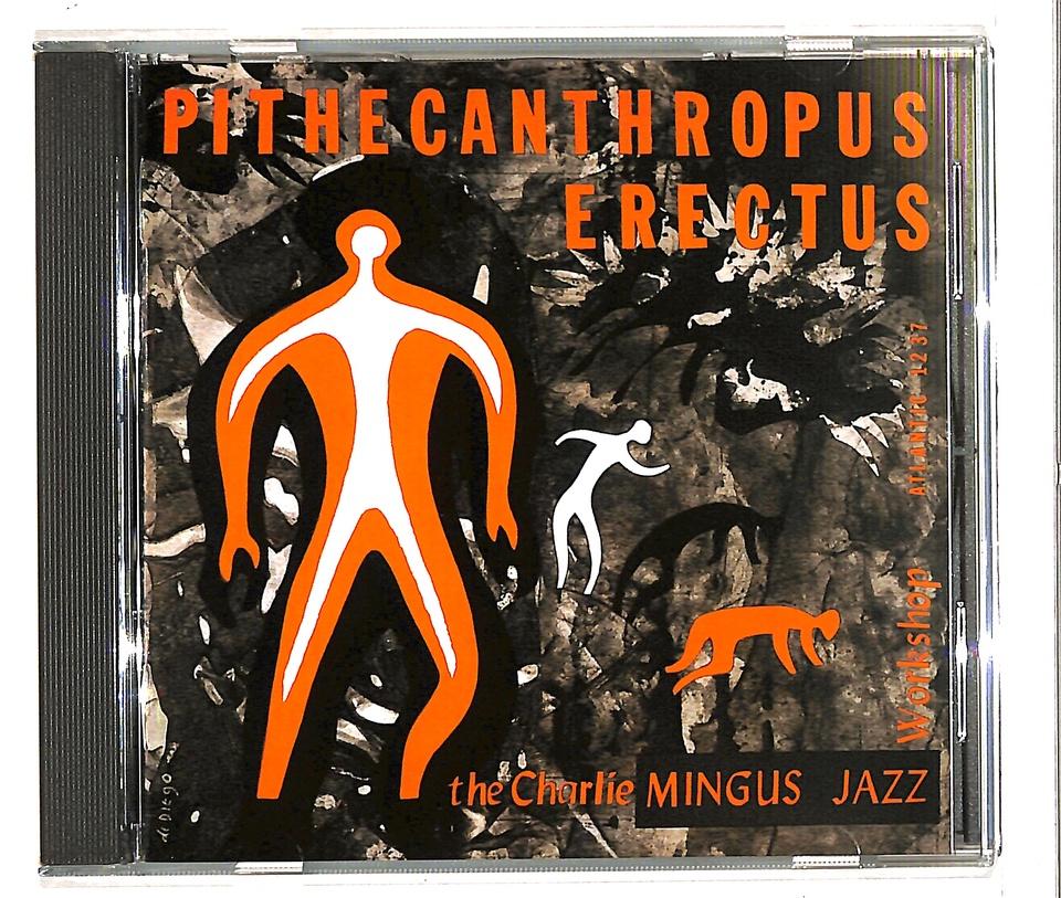 PITHECANTHROPUS ERECTUS/CHARLIE MINGUS CHARLIE MINGUS 画像