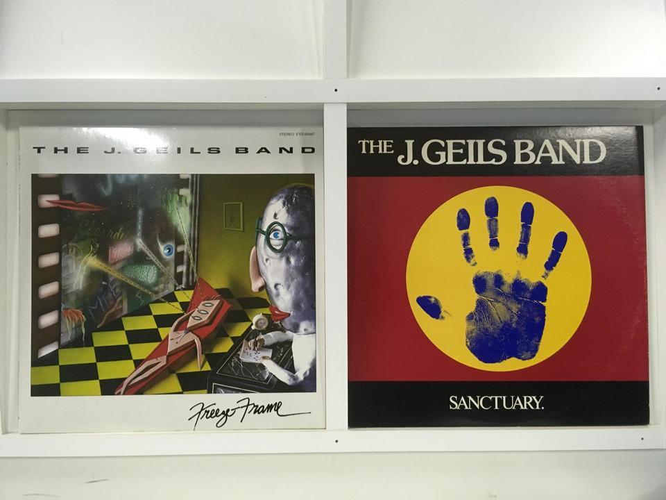 J・ガイルズ・バンド 2枚セット  画像