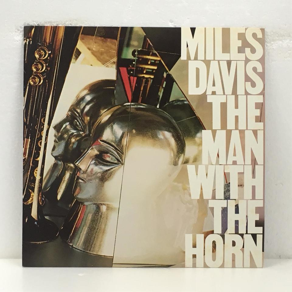 THE MAN WITH THE HORN/MILES DAVIS MILES DAVIS 画像
