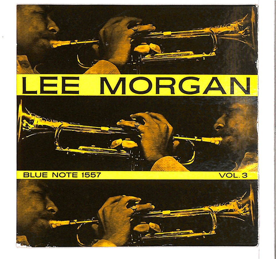 LEE MORGAN VOLUME 3 LEE MORGAN 画像