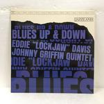 BLUES UP & DOWN/EDDIE LOCKJAW DAVIS & JOHNNY GRIFFIN