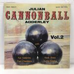 PRESENTING CANNONBALL ADDERLEY VOL.2