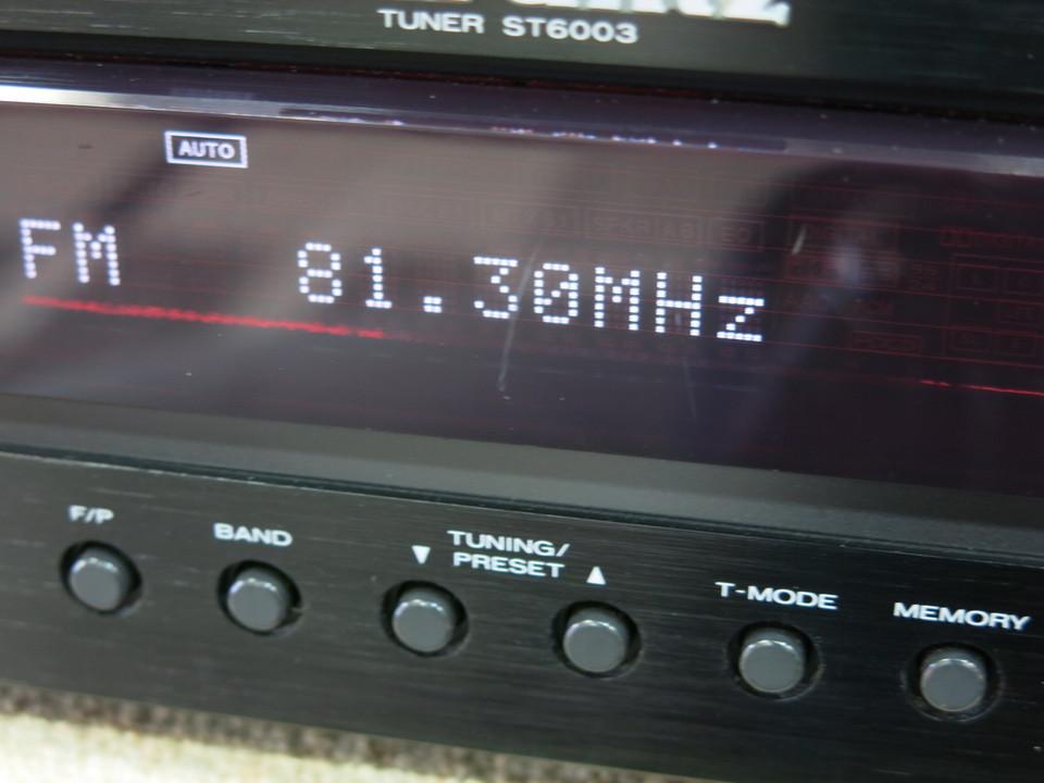 ST6003 marantz 画像