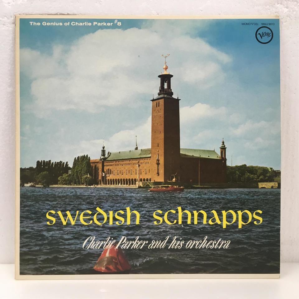 SWEDISH SCHNAPPS/CHARLIE PARKER CHARLIE PARKER 画像