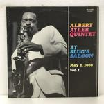 AT SLUG'S SALOON/ALBERT AYLER