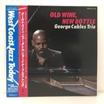 OLD WINE' NEW BOTTLE/GEORGE CABLES