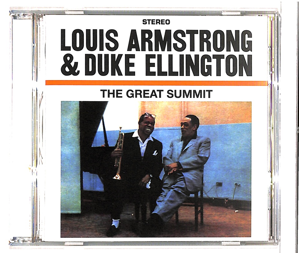 THE GREAT SUMMIT/LOUIS ARMSTRONG,DUKE ELLINGTON LOUIS ARMSTRONG,DUKE ELLINGTON 画像