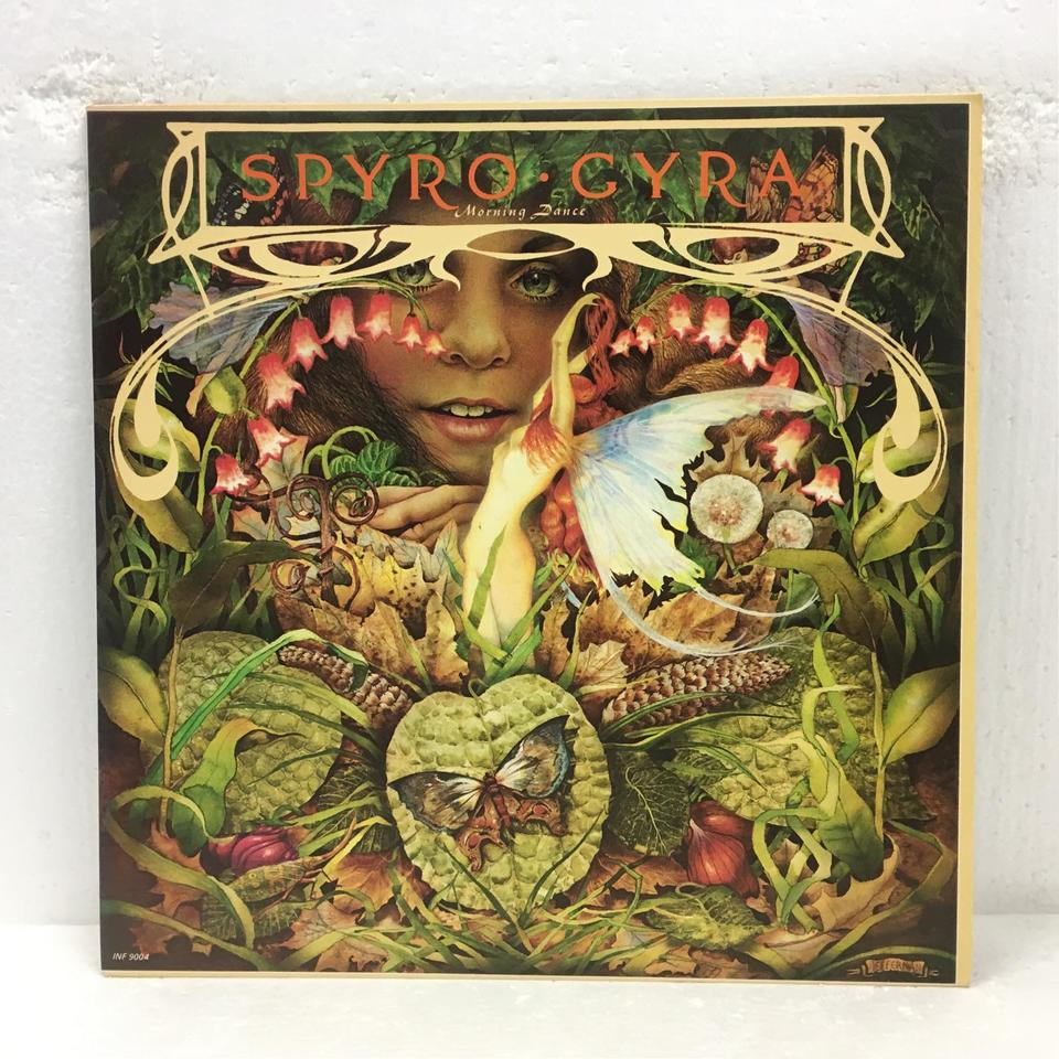 MORNING DANCE/SPYRO GYRA SPYRO GYRA 画像