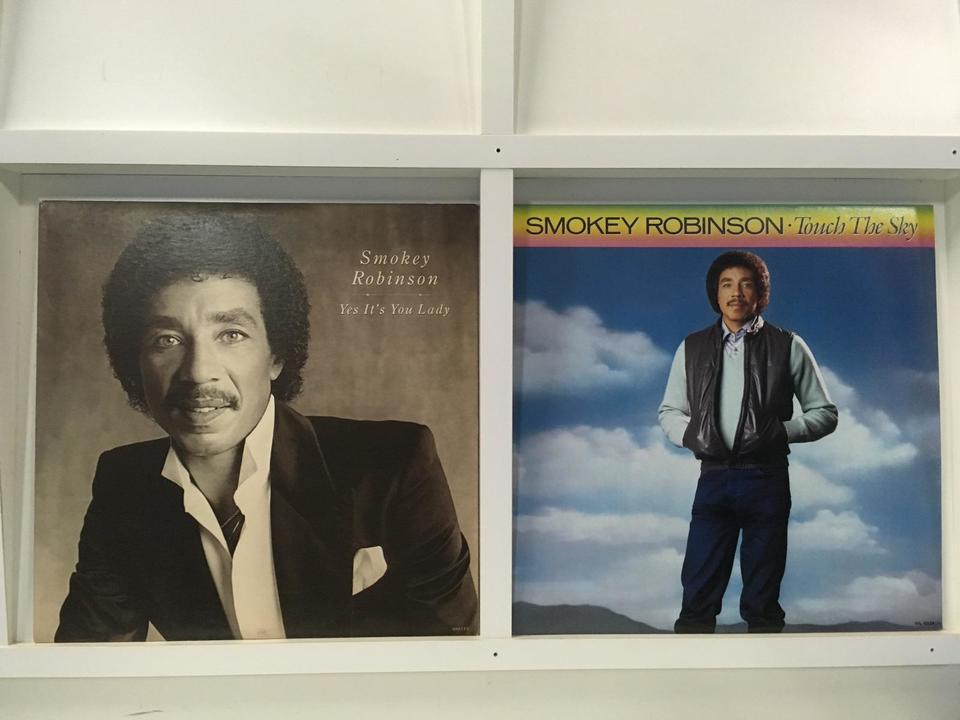 スモーキー・ロビンソン 2枚セット  画像