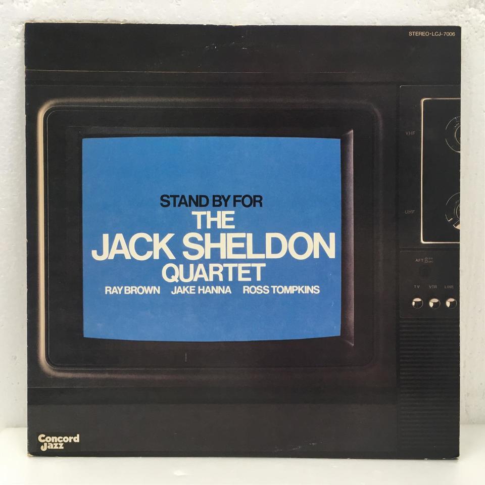 STAND BU FOR/JACK SHELDON JACK SHELDON 画像