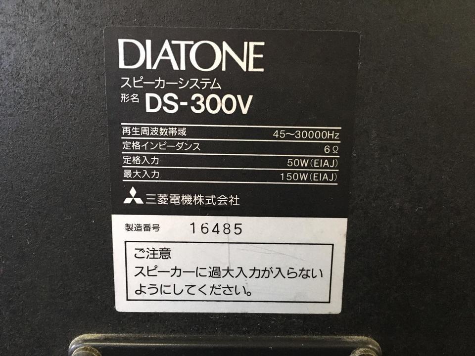 DS-300V DIATONE 画像