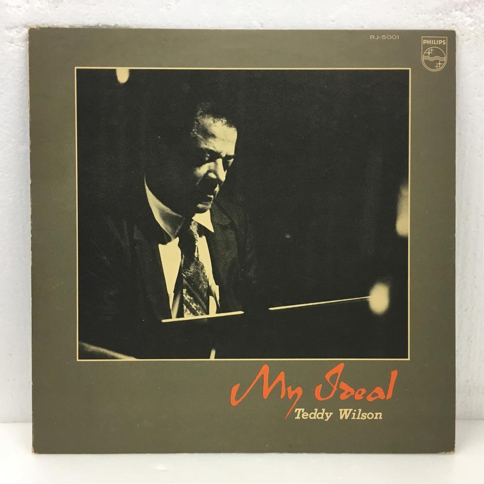 MY IDEAL/TEDDY WILSON TEDDY WILSON 画像