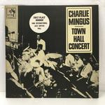 TOWN HALL CONCERT/CHARLIE MINGUS