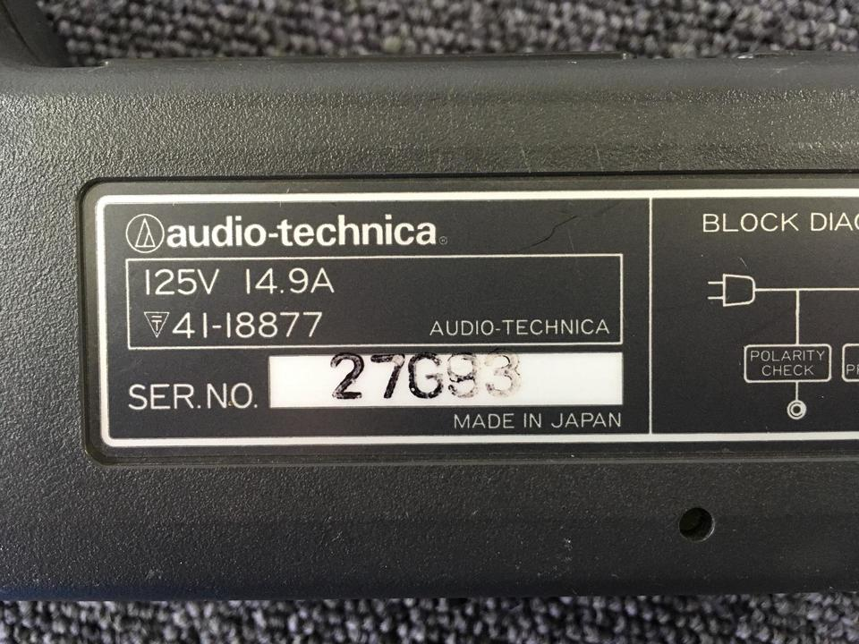 AT-NF608 audio-technica 画像