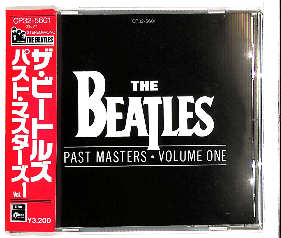 PAST MASTERS VOL.1/THE BEATLES THE BEATLES 画像