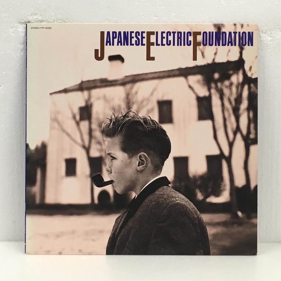 JAPANESE ELECTRIC FOUNDATION JAPANESE ELECTRIC FOUNDATION 画像