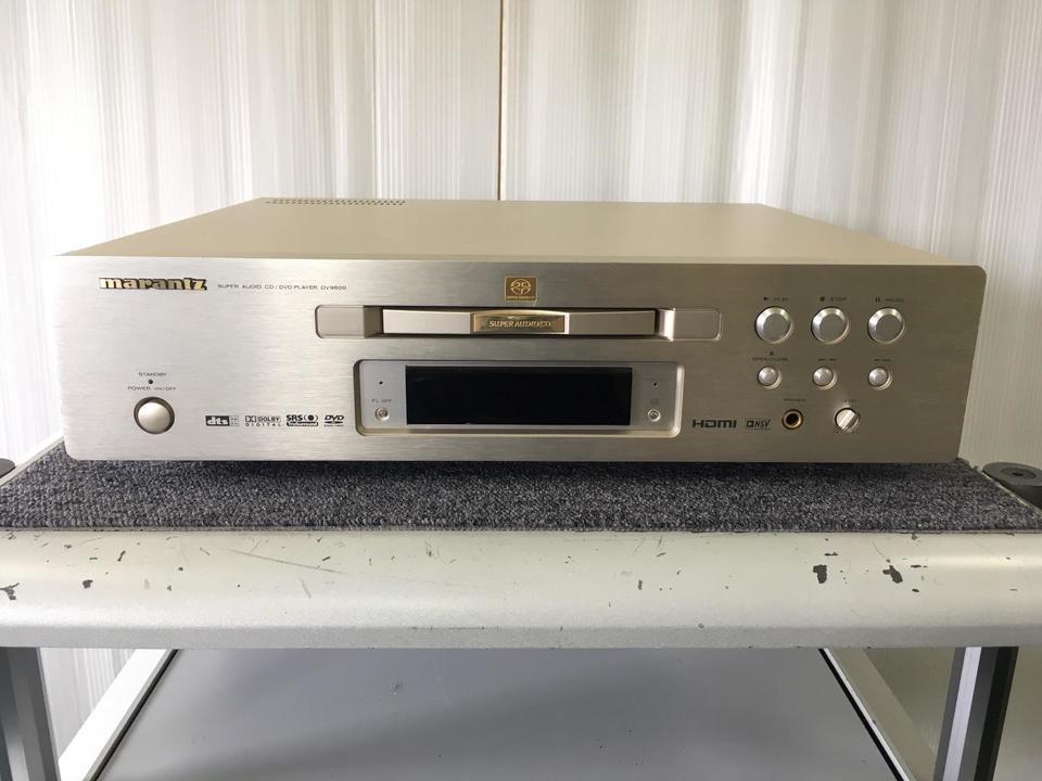 DV-9500 marantz 画像