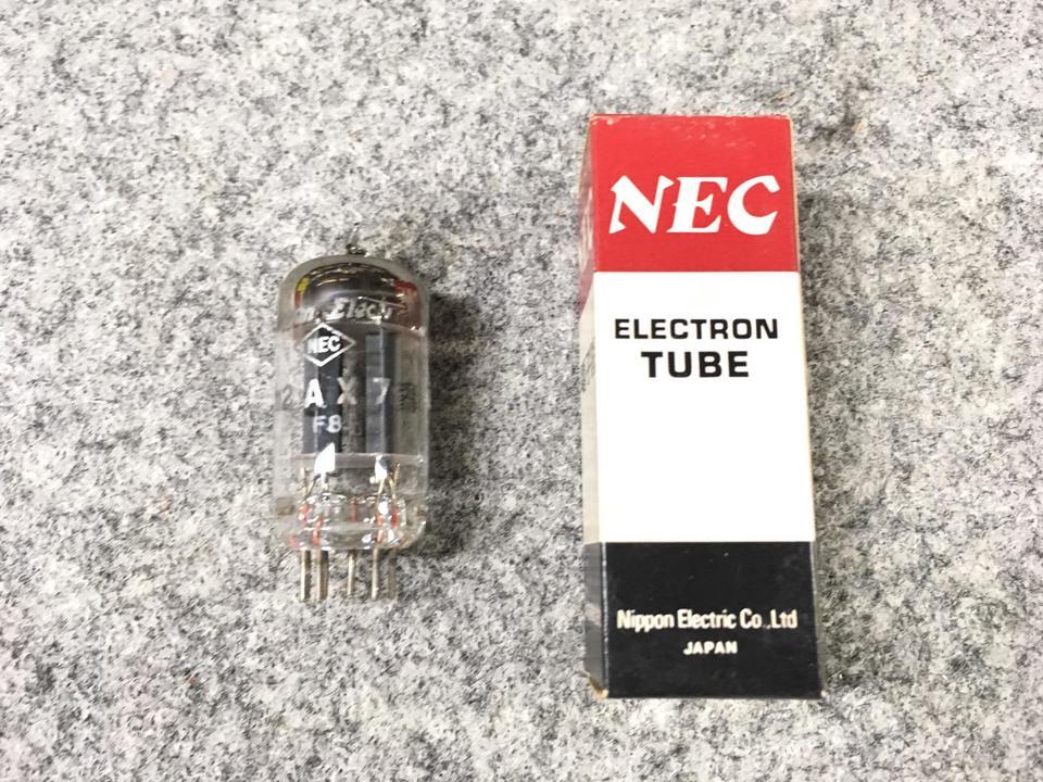 12AX7 NEC 画像