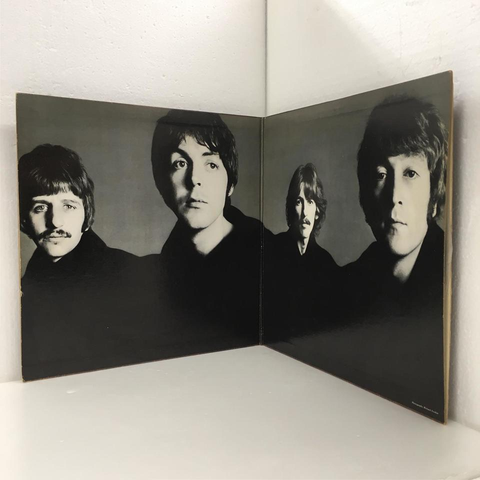 LOVE SONGS/THE BEATLES THE BEATLES 画像