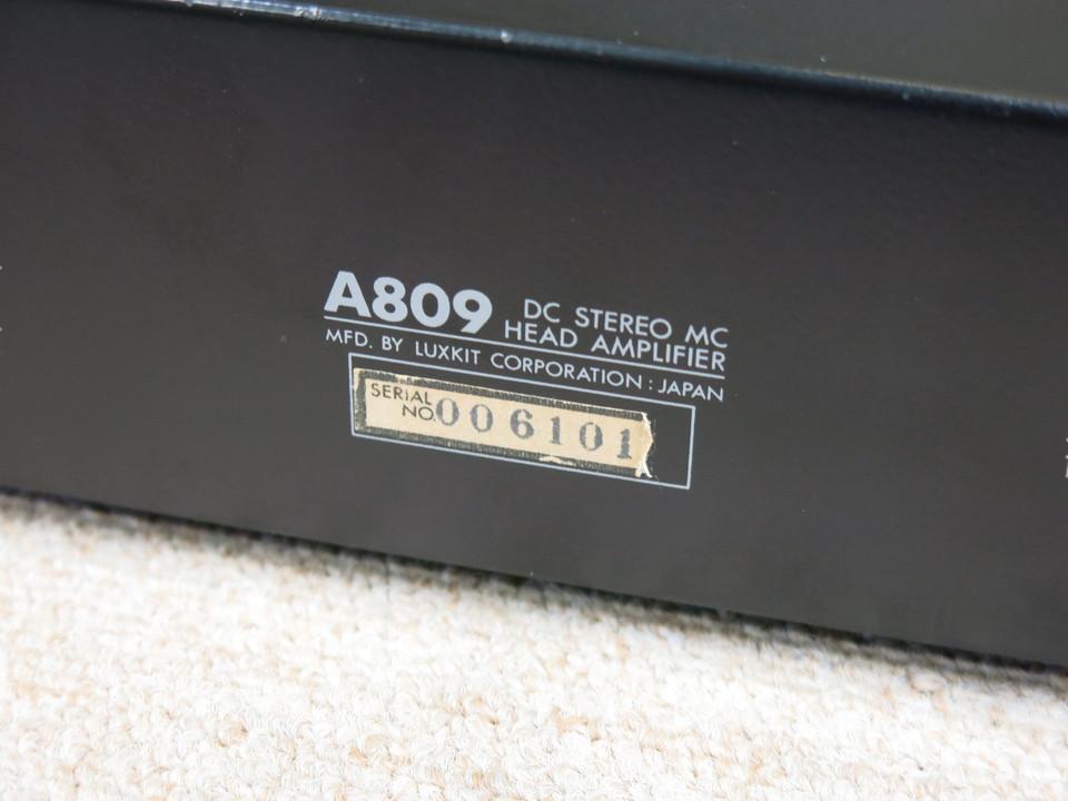 A809 LUXKIT 画像