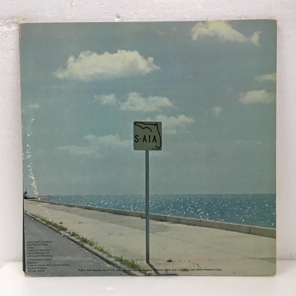 A1A/JIMMY BUFFETT JIMMY BUFFETT 画像