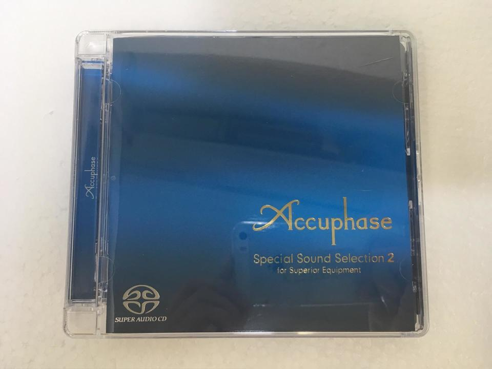 ACCUPHASE SACD SPECIAL SOUND SELECTION 2  画像