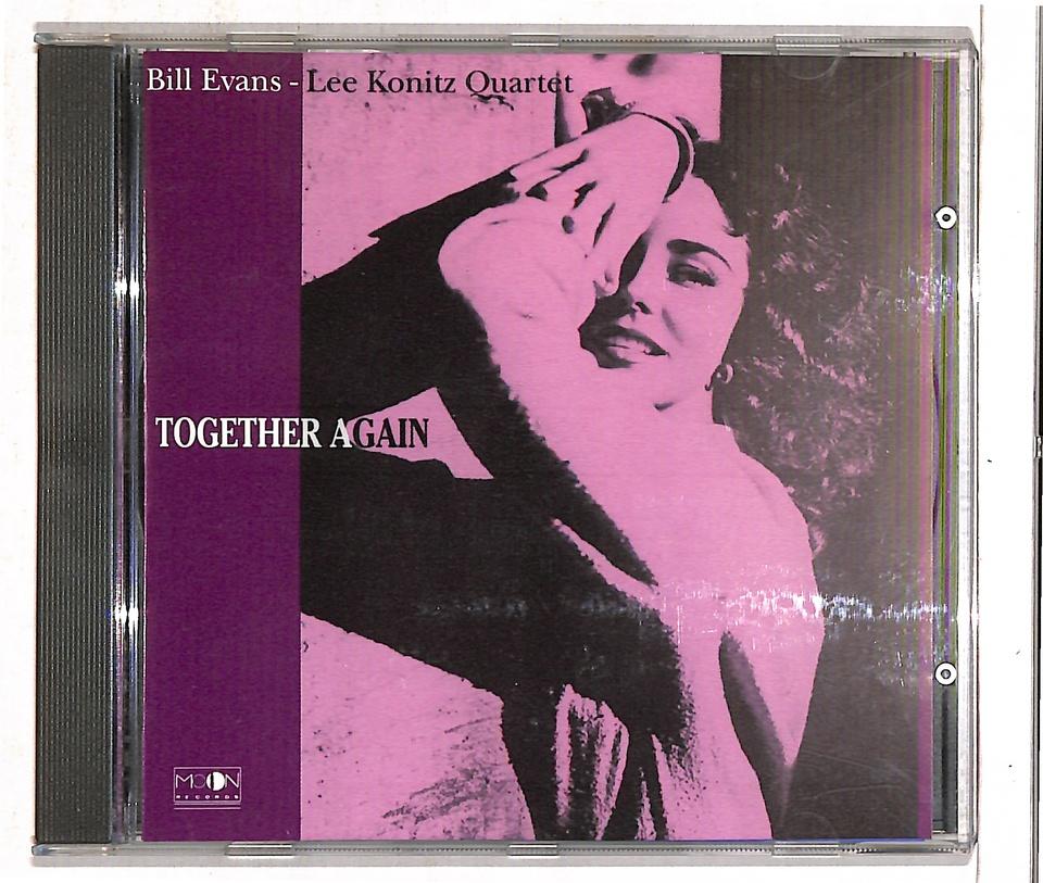 TOGHETER AGAIN/BILL EVANS BILL EVANS 画像