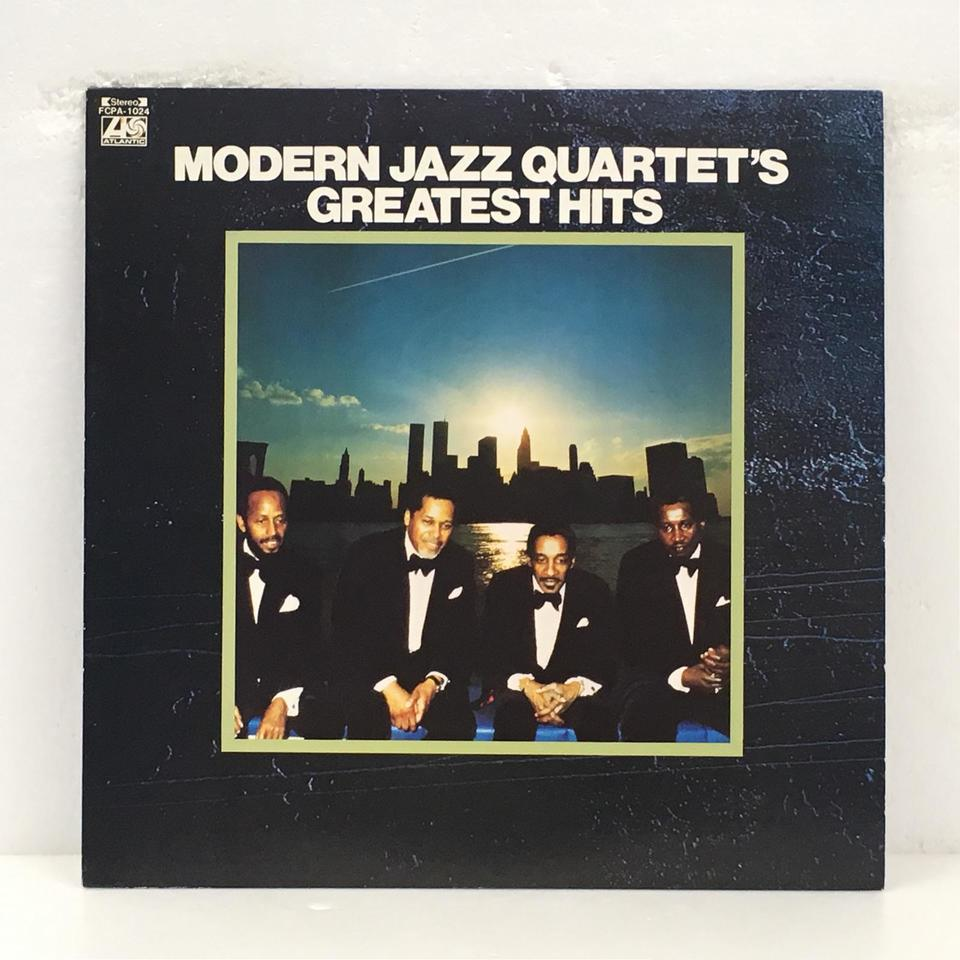 MODERN JAZZ QUARTET'S GREATEST HITS MJQ 画像