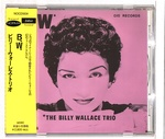 THE BILLY WALLACE TRIO