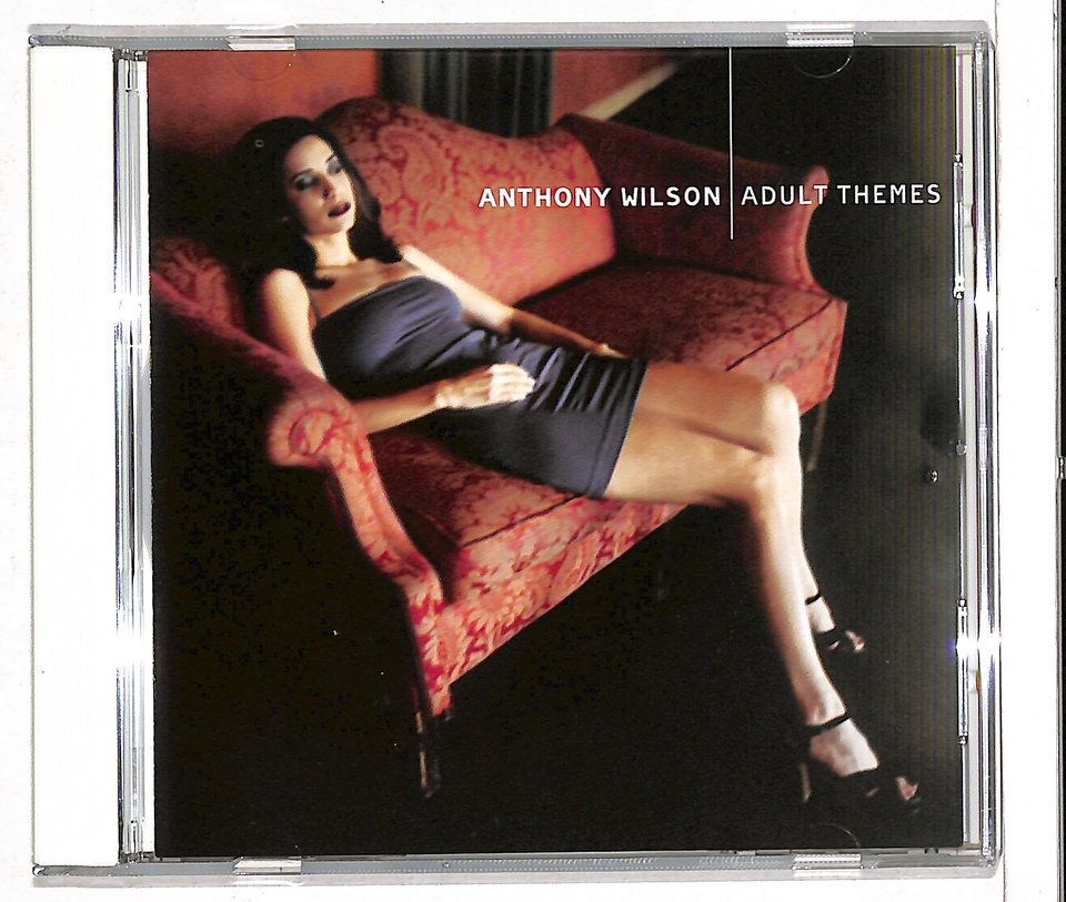 ADULT THEMES/ANTHONY WILSON ANTHONY WILSON 画像