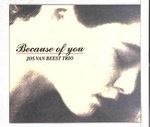 BECAUSE OF YOU/JOS VAN BEEST TRIO