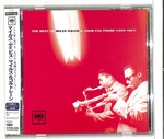THE BEST OF MILES DAVIS & JOHN COLTRANE(1955-1961)