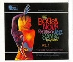THE BOSSA NOVA EXCITING JAZZ SAMBA RHYTHMS VOL.1