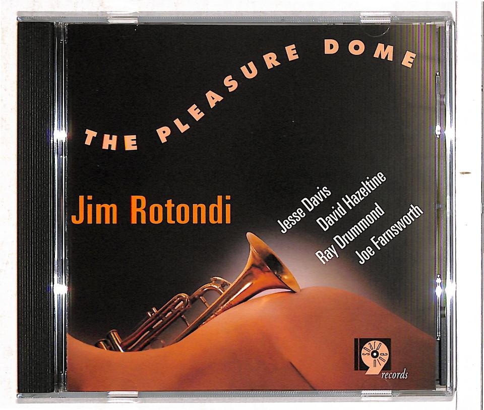 THE PLEASURE DOME/JIM ROTONDI JIM ROTONDI 画像