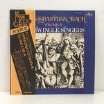 JAZZ SEBASTIEN BACH VOLUME. 2/LES SWINGLE SINGERS
