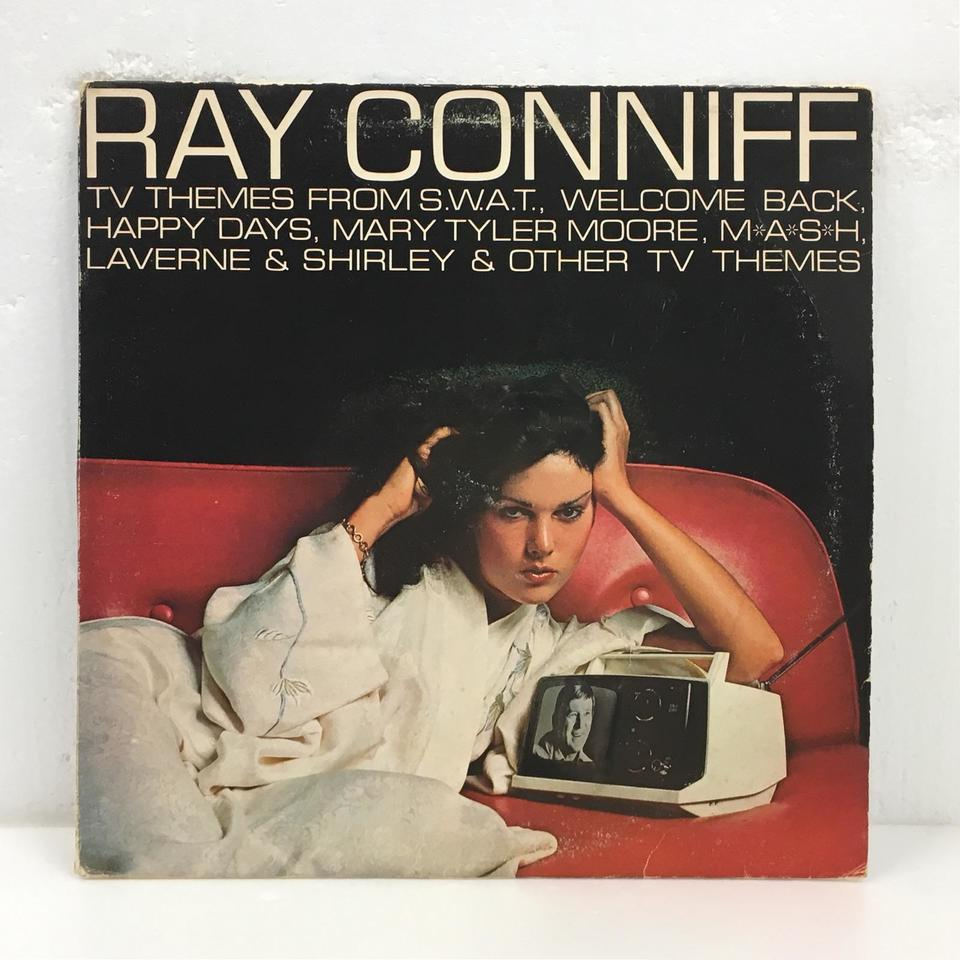 THEME FROM S.W.A.T. AND OTHER TV THEMES/RAY CONNIFF  画像