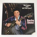 【未開封】MY GUITAR AND ALL THAT JAZZ/SACHA DISTEL