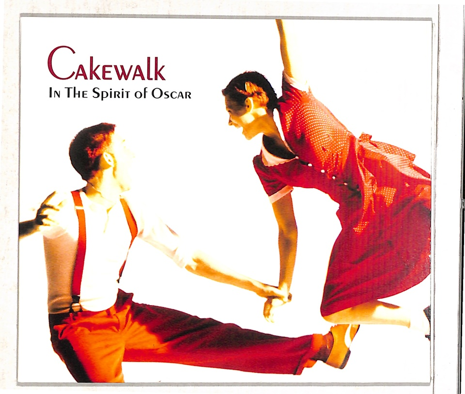 IN THE SPIRIT OF OSCAR/CAKEWALK CAKEWALK 画像