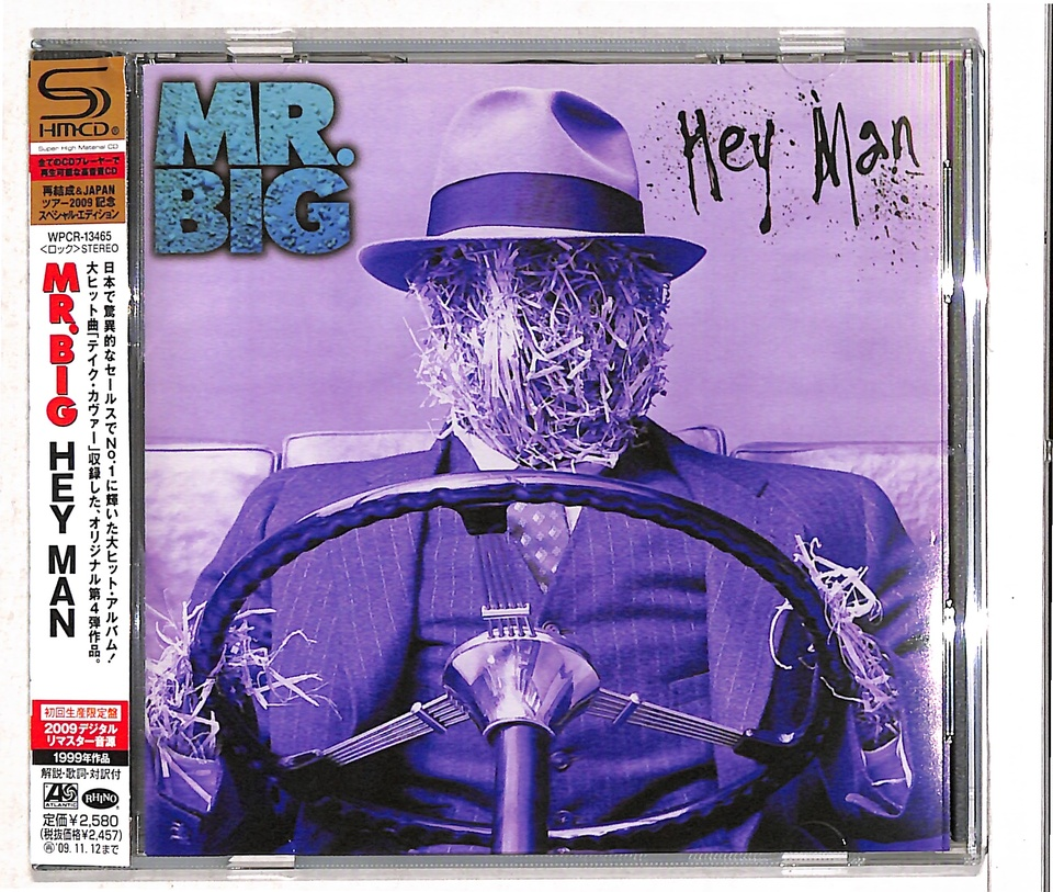 HEY MAN/MR. BIG MR. BIG 画像