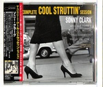 THE COMPLETE COOL STRUTTIN' SESSION/SONY CLARK