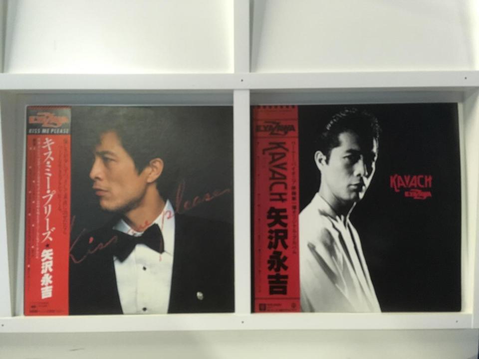 矢沢永吉 2枚セット  画像