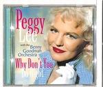 WHY DON'T YOU DO RIGHT/PEGGY LEE