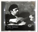 ALONE WITH YOU/PETER DICKSON