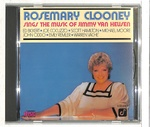 SINGS THE MUSIC OF JIMMY VAN HEUSEN/ROSEMARY CLOONEY