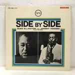 SIDE BY SIDE/DUKE ELLINGTON AND JOHNNY HOGES