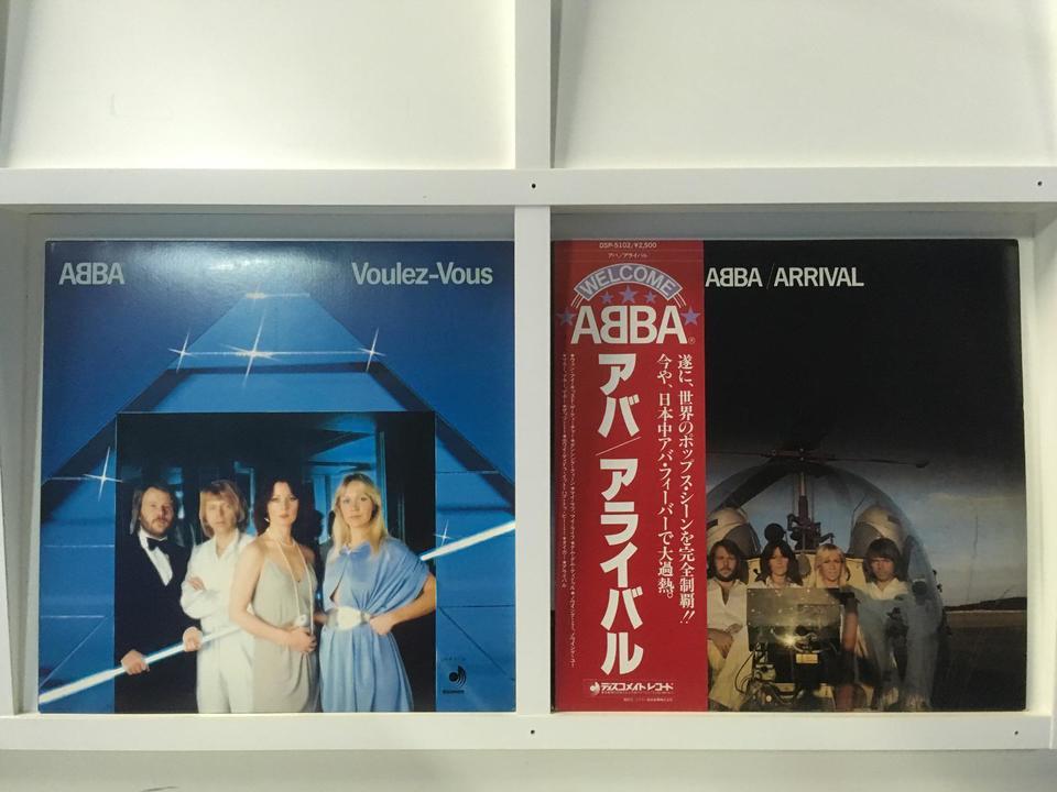 ABBA 2枚セット  画像