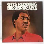 RECORDED LIVE PREVIOUSLY UNRELEASED PERFORMANCES/OTIS REDDING